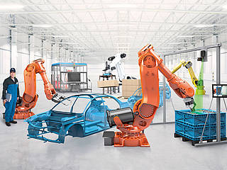 Customized robotics solutions
