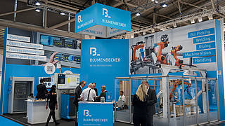 Automatica 2018 in Munich